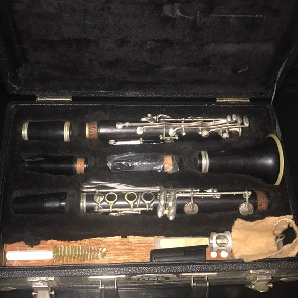 Clarinet For Sale.